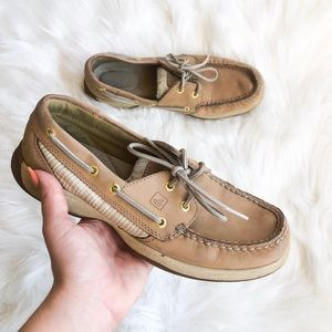 Sperry Topsider Shimmer Boat Shoes
